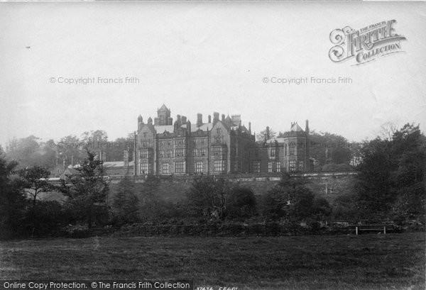 Photo of Worsley, New Hall 1896