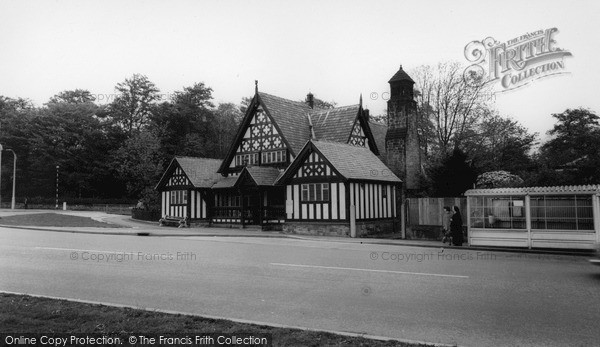 Photo of Worsley, Old Courthouse c.1965
