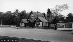 Worsley, Old Courthouse c.1965