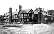 Worsley, Old Hall 1889