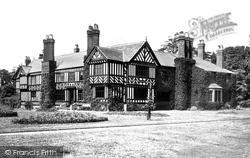 Worsley, Old Hall 1889