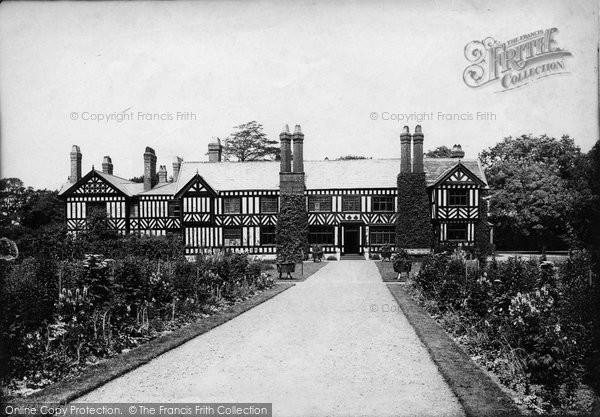 Photo of Worsley, Old Hall 1889