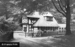 Worsley, Old Warke Lodge c.1960