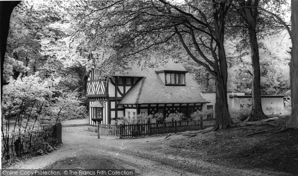 Photo of Worsley, Old Warke Lodge c.1965