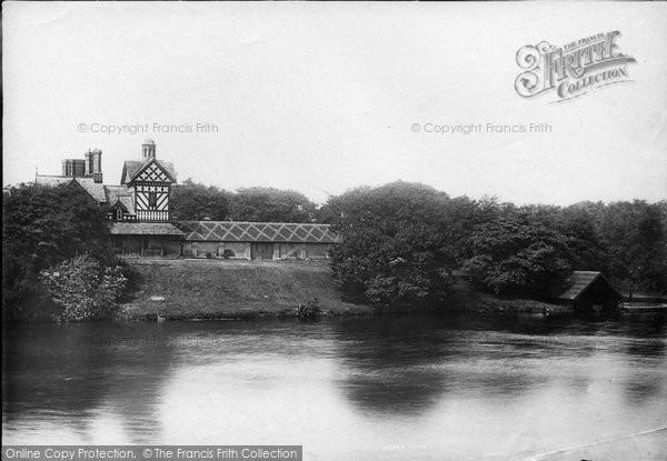 Photo of Worsley, On The Lake, Aviary 1889