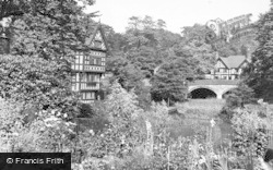 Worsley, Packet House And Cafe c.1950