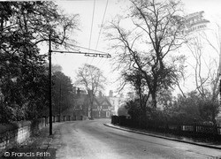 Worsley, Street View c.1955