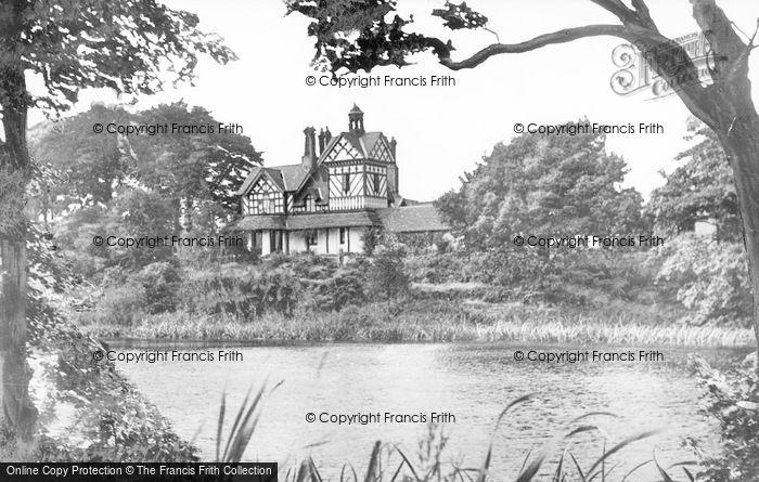Photo of Worsley, The Aviary c.1950
