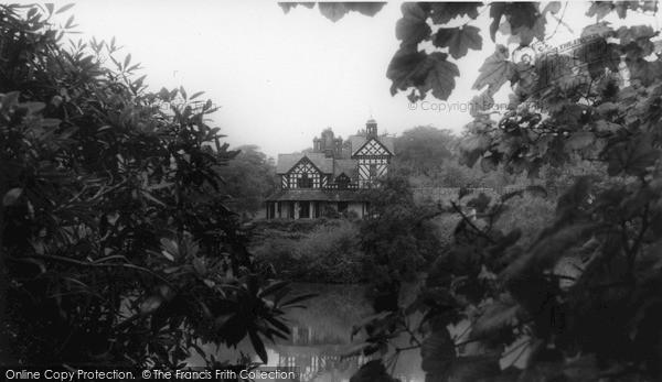 Photo of Worsley, The Aviary c.1960