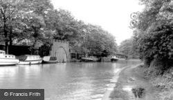 The Boathouse c.1960, Worsley
