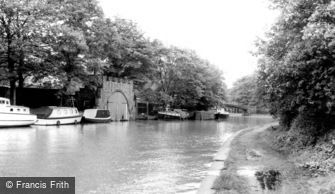 Worsley, the Boathouse c1960