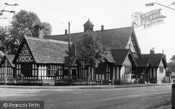 Worsley, The Courthouse c.1950