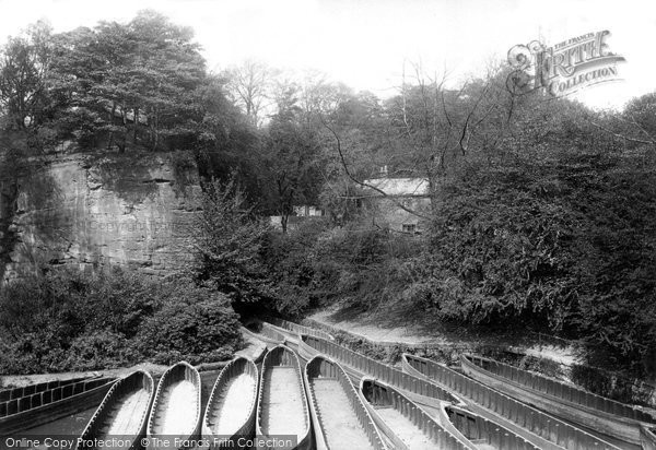 Photo of Worsley, The Delph 1896