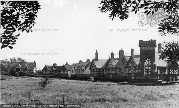 Photo of Worsley, The Green c.1950