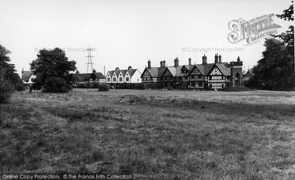 Photo of Worsley, The Green c.1960