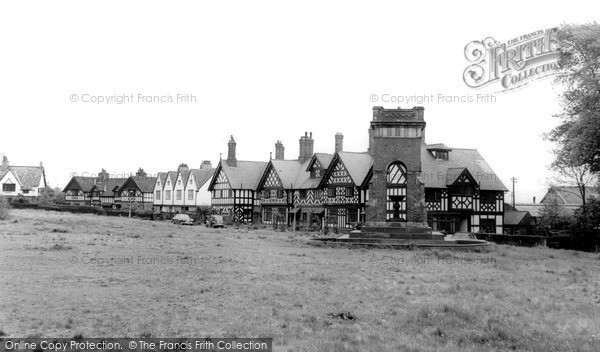 Worsley, the Green c1955