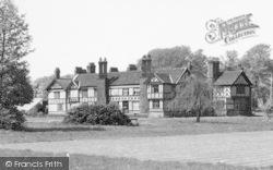 Worsley, The Old Hall c.1960