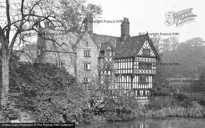 Photo of Worsley, The Old Packet House c.1955