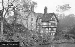 Worsley, The Old Packet House c.1955