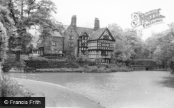 Worsley, The Packet House c.1960