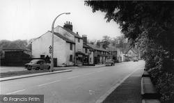 Worsley, The Village c.1965