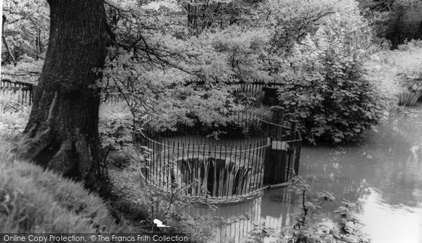 Photo of Worsley, The Whirlpool, Old Warke Dam c.1965