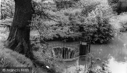 Worsley, The Whirlpool, Old Warke Dam c.1965