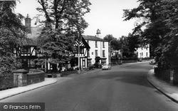 Worsley, Worsley Road c.1960