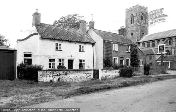 Photo of Worstead, The Weaver's Cottage c.1955