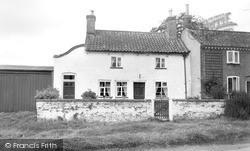 The Weaver's Cottage c.1955, Worstead