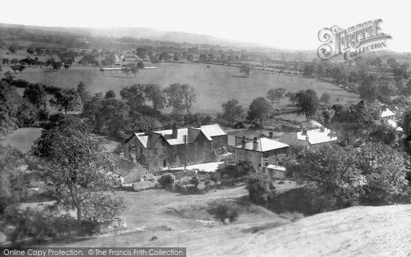 Photo of Worston, 1921