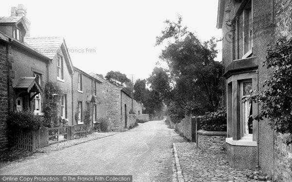Photo of Worston, The Village 1921