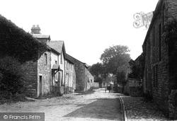 Worston, Village 1894