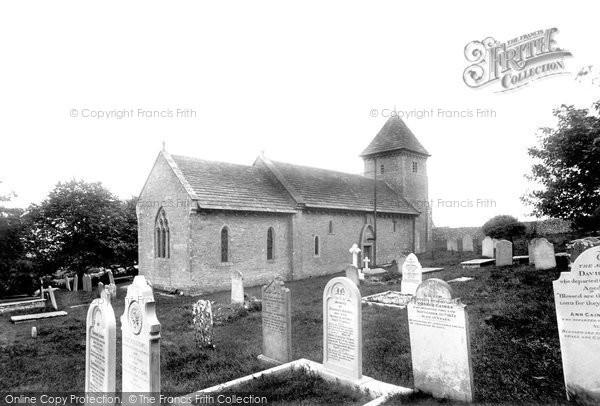 Photo of Worth Matravers, St Nicholas's Church 1899