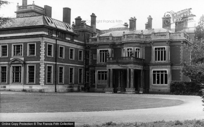 Photo of Worth, Milton Mount College c.1955