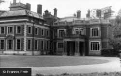 Worth, Milton Mount College c.1955