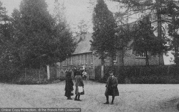 Photo of Worth, The School 1906