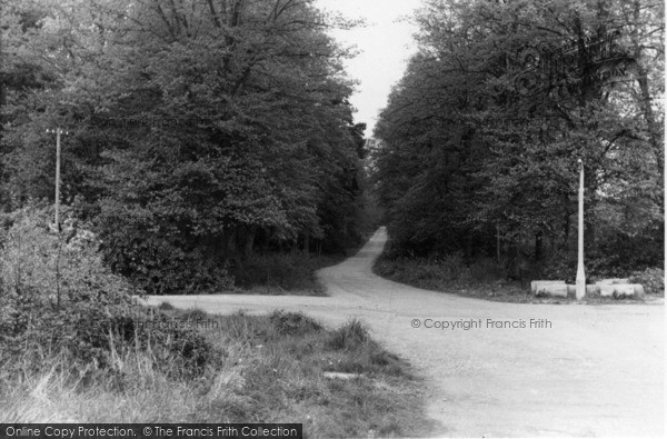 Photo of Worth, Worth Park c.1955