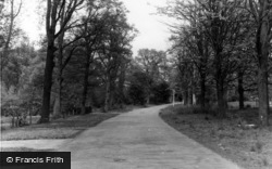 Worth, Woth Park c.1955