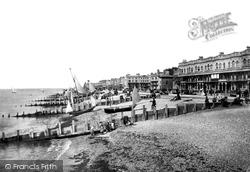 Beach 1890, Worthing