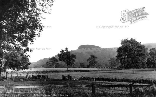 Photo of Worthing, Chanctonbury Ring c.1955