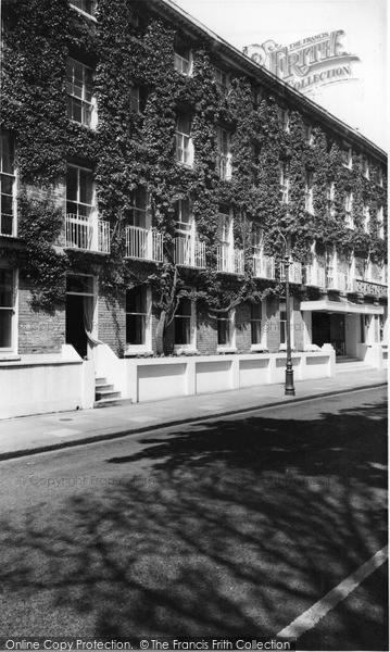 Photo of Worthing, Chatsworth Hotel c.1965