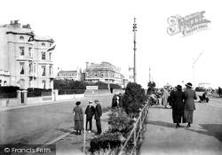 East Parade 1919, Worthing