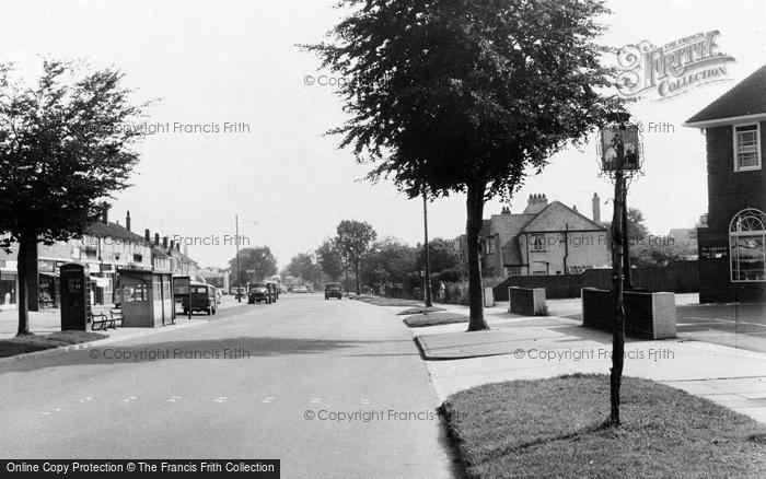 Photo of Worthing, Findon Road, Findon Valley c.1965