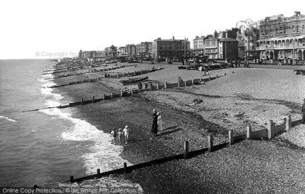 Photo of Worthing, From The Pier 1921