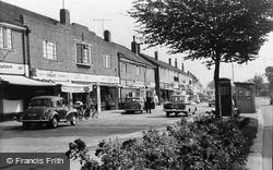 Kings Parade, Findon Valley c.1965, Worthing