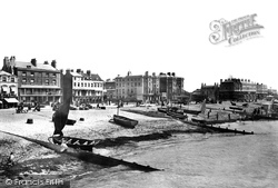 Marine Parade 1890, Worthing