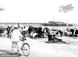 Pier 1899, Worthing