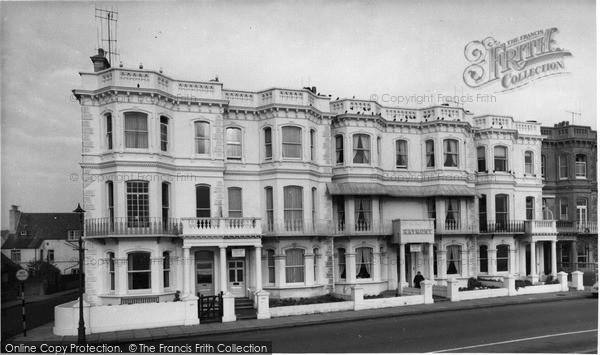 Photo of Worthing, Raymont Hotel c.1965