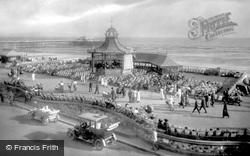 The Bandstand And The Pier 1921, Worthing